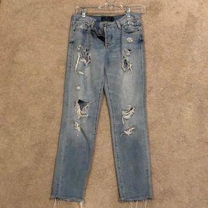 lucky brand slim boyfriend jeans